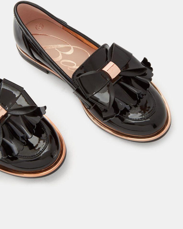 NASINA   Loafers black, Loafers