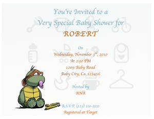 Download Free Baby Shower Invitation Templates For Microsoft Word - Baby shower invitations templates download free