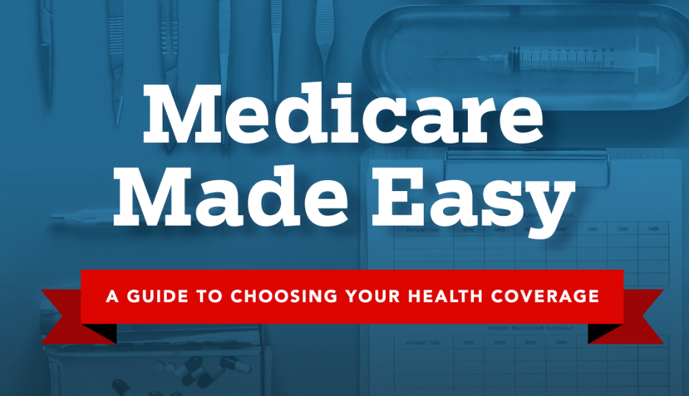 Medicare Made Easy Your 2019 Enrollment Guide Buy