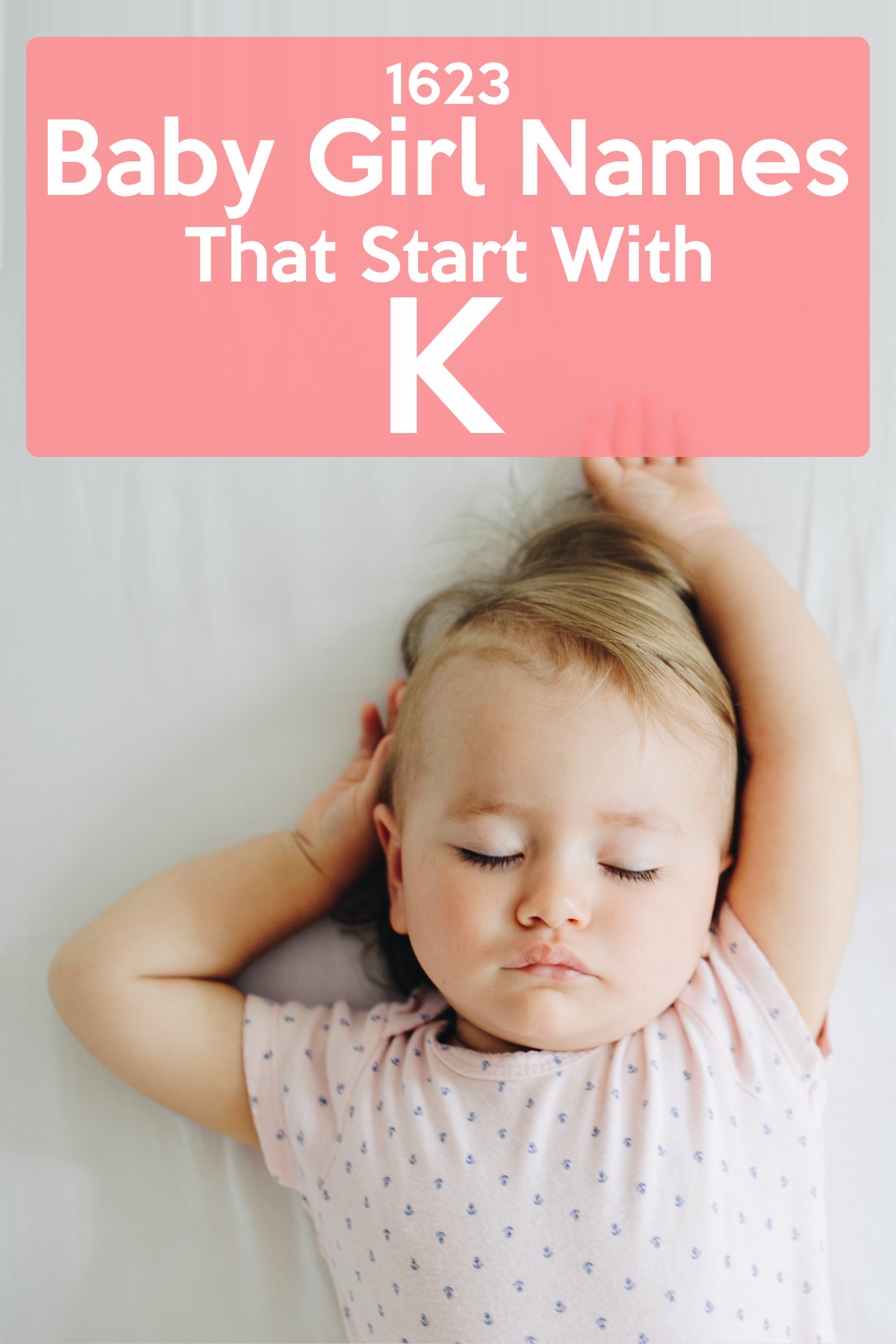 K Baby Girl Names  Cute girl names, Baby girl k names, Beautiful