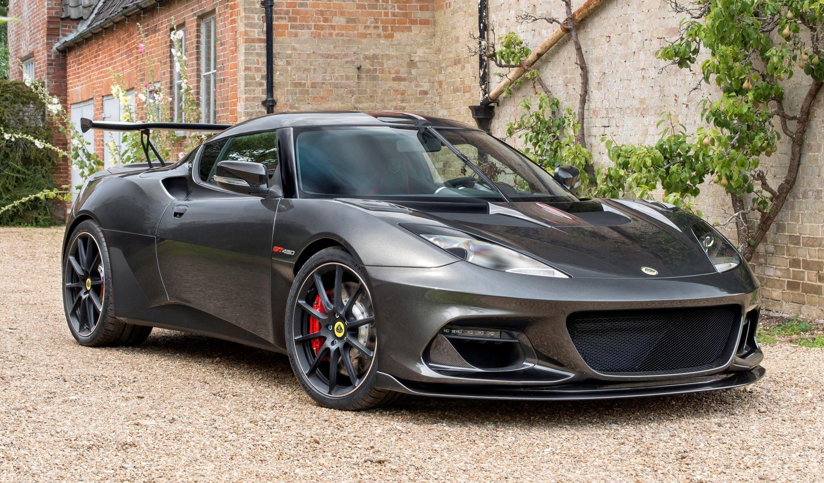2019 Lotus Evora GT410 Exterior | New sports cars