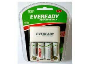 Eveready 1000 Series Aa Aaa Nimh Combo 1300 Mah Battery Charger At Rs 549 Battery Charger Nimh Charger