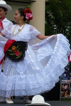 Veracruz Trajes Tipicos De Mexico Traje Típico Y Trajes