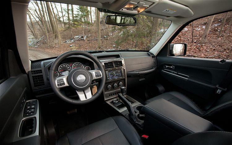 Beyer Chrysler Dodge Jeep Ram Morristown New And Used Car Dealer Serving Parsippany Randolph East Hanover Nj Jeep Jeep Liberty Car Interior