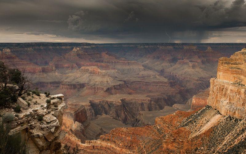 العلامة South Rim Grand Canyon Weather أفضل الصور