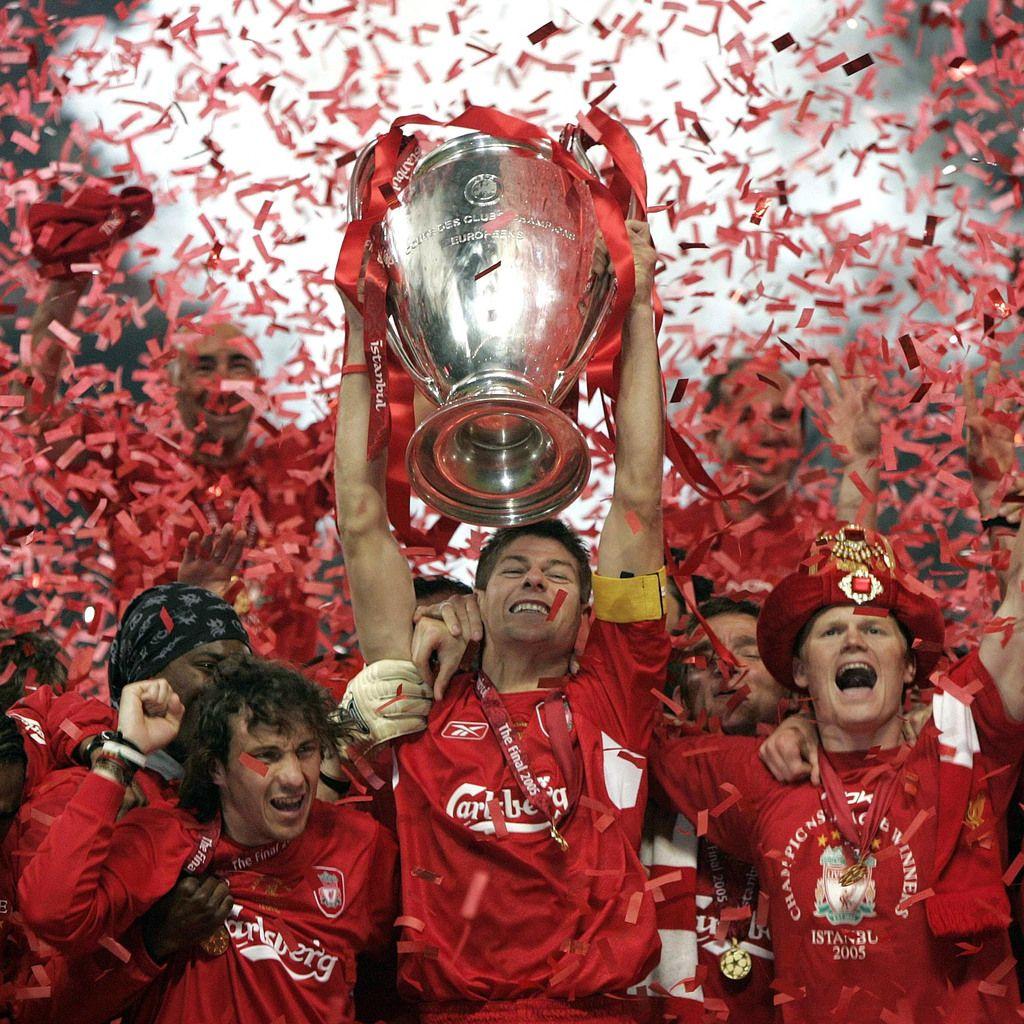 fa1374164 Steven Gerrard...the victory