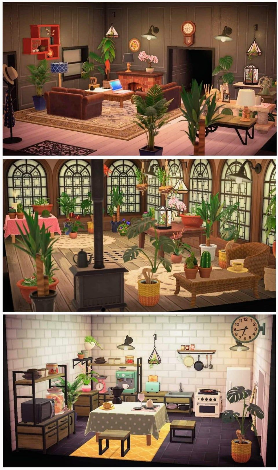 Reddit Horizondesigns My Favourite Rooms In My House I Wish My Greenhouse Attic Actually Ex Animal Crossing Wild World Animal Crossing Animal Crossing 3ds