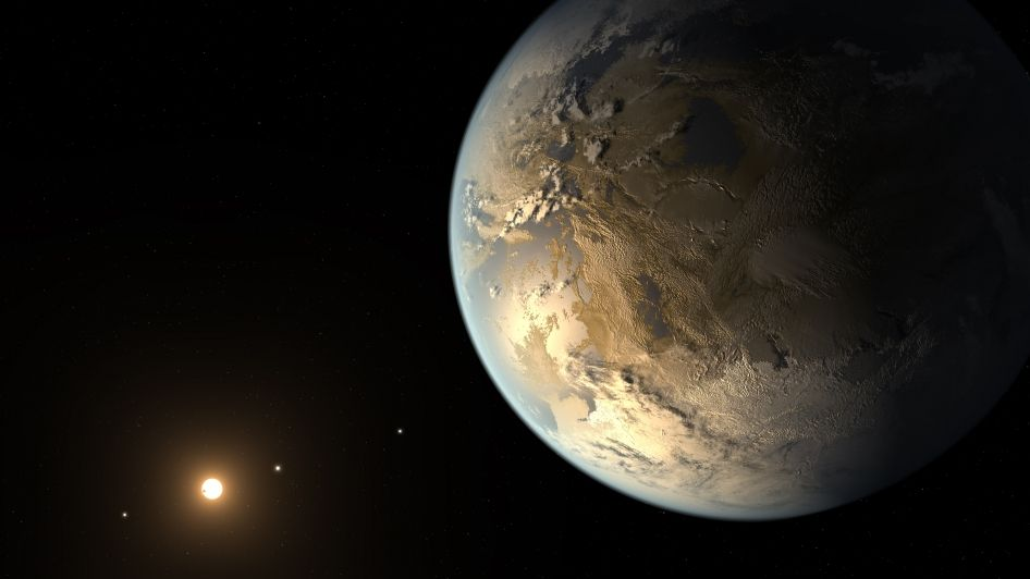 Kepler-186f, the first Earth-size Planet in the Habitable Zone | NASA