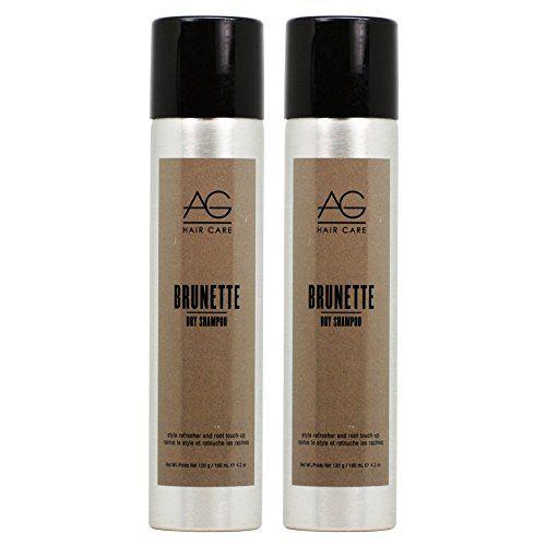 Ag Hair Care Brunette Dry Shampoo 4 2oz Quot Pack Of 2 Quot Dry Shampoo Hairstyles Ag Hair Products Dry Shampoo