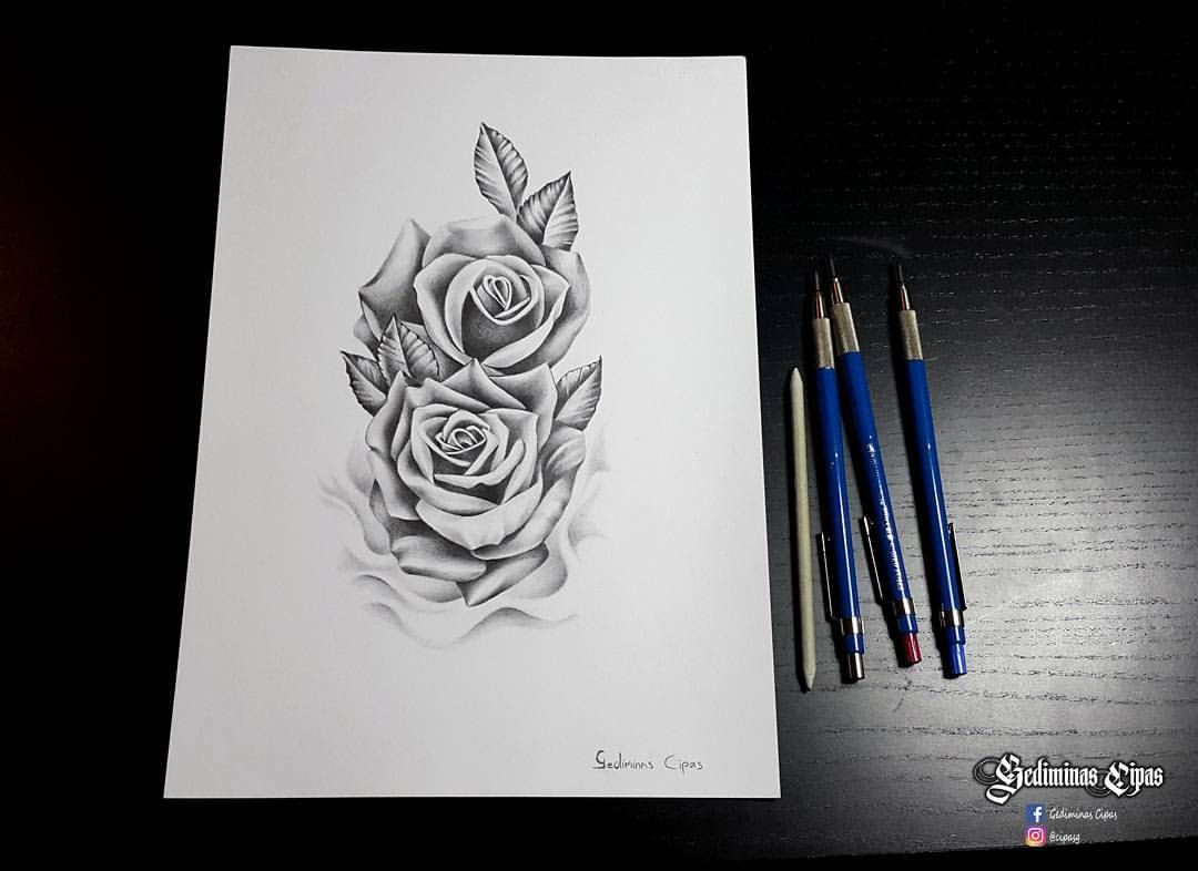 Tattoo Sketch Rose Tattoo Roses Roses Drawing Pencil Art Tattoo Sketches Roses Drawing Ink Tattoo