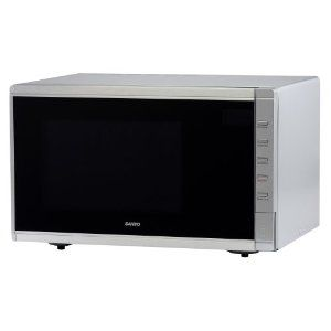 Sanyo Em C6786v 1 Cubic Foot Microwave Oven With