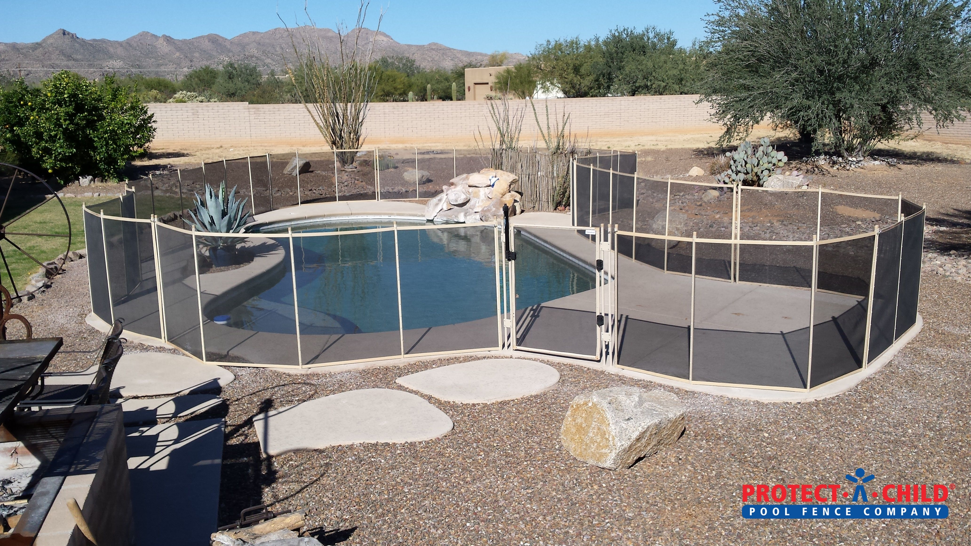 Pool Safety Fence Reviews Home Outdoor E