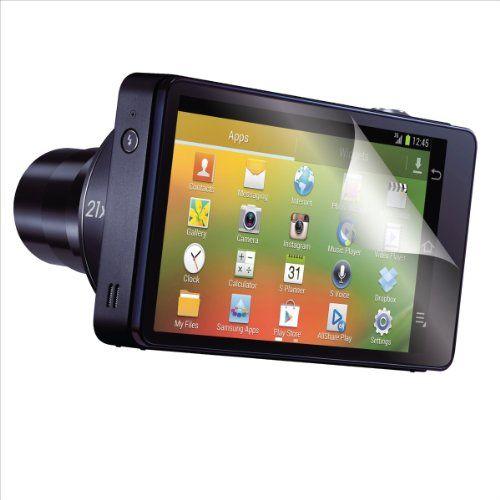4-Pack EZGuardZ© Samsung GALAXY CAMERA Screen Protectors (Ultra CLEAR) - http://allgoodies.net/4-pack-ezguardz-samsung-galaxy-camera-screen-protectors-ultra-clear/