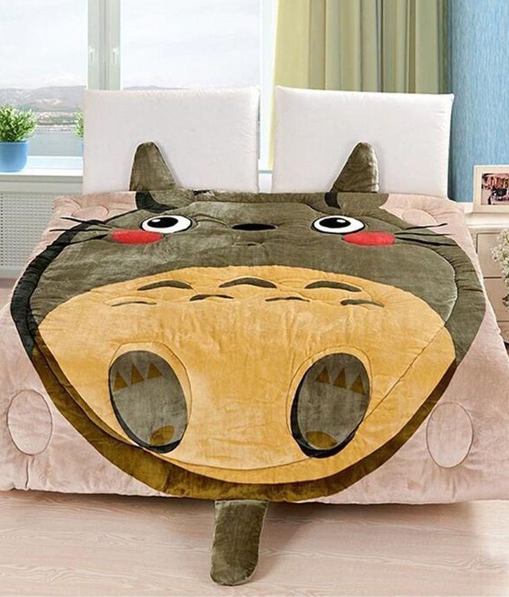 My Neighbor Totoro Comforter Totoro Totoro Merchandise Anime Merchandise