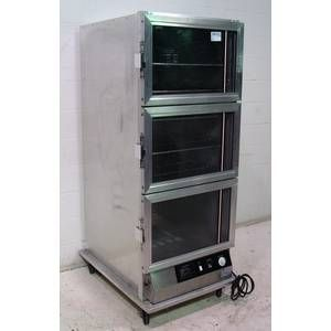 Used Bakery Mobile Aluminum Proofing Cabinet - Bevles Company PICA ...