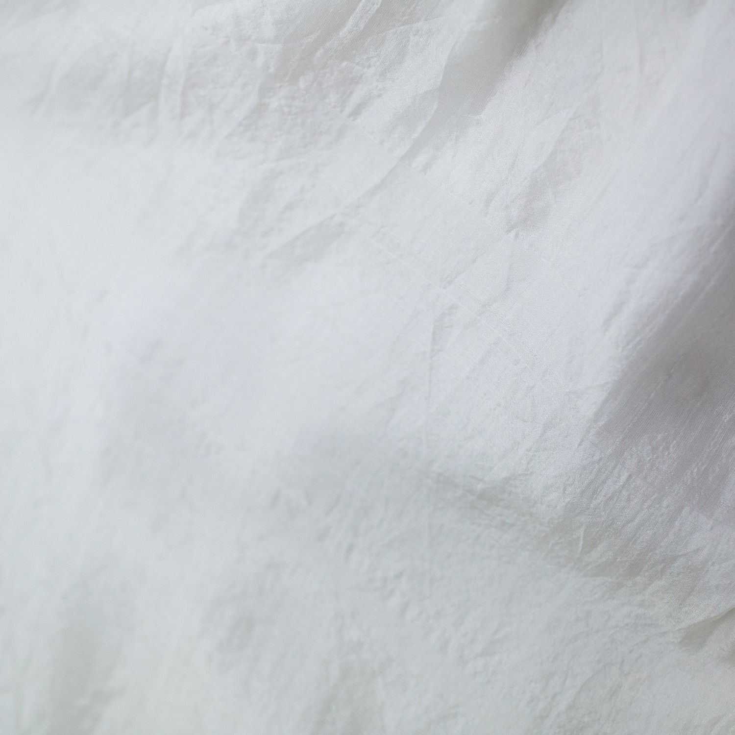 An exquisitely ethical silk wedding dress.