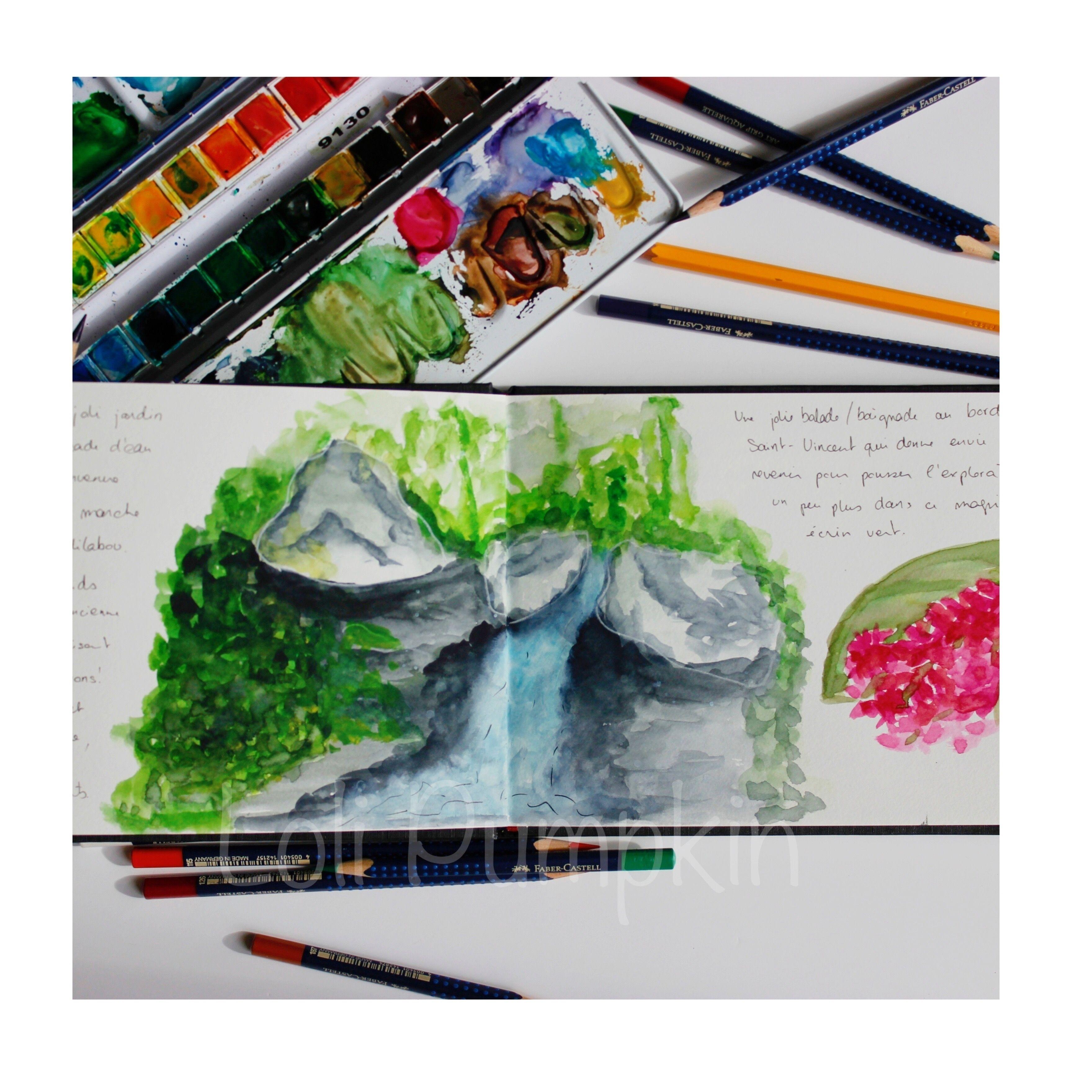 Video Comment Peindre Un œil A L Aquarelle Par L Atelier De