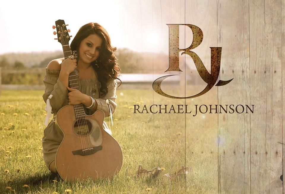 Rachael Johnson, '08 Criminal Justice, Nashville, TN    Country Music Recording Artist