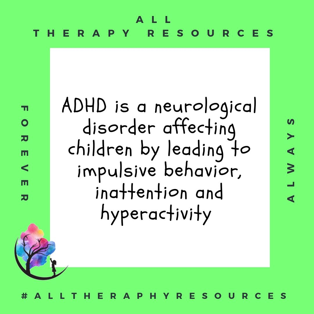 Adha Is Often Misdiagnosed For A Child Being Naughty