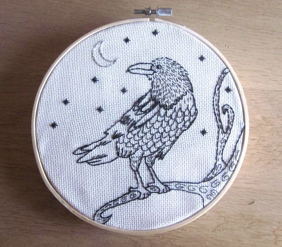 Animal Totem Corbeau Par Kolibrikid Sur Etsy Your Spirit Animal