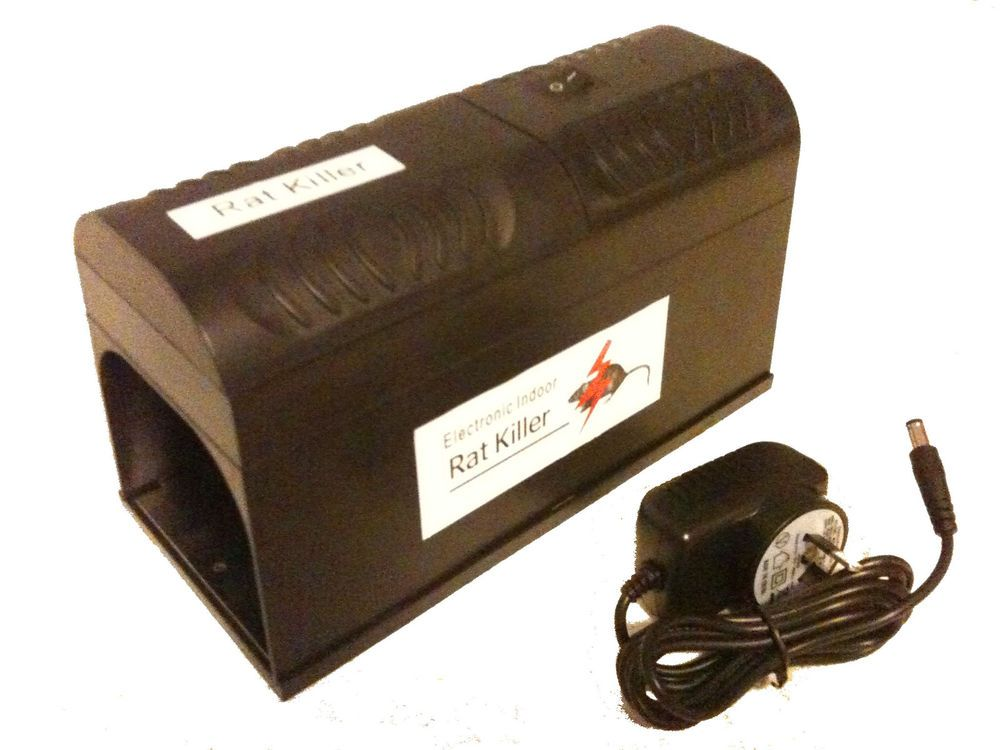 New Electronic Mouse Rat Zapper Killer high voltage trap rodent Australian stock in   eBay. $54