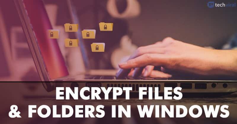 encrypt files and folders in 2020 Wordpress tutorials