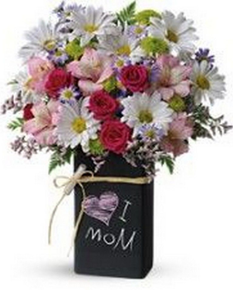 30 Lovely And Beautiful Mothers Day Flower Arrangements Ideas Page 32 Of 32 Flower Arrangements Flowers Flower Meanings