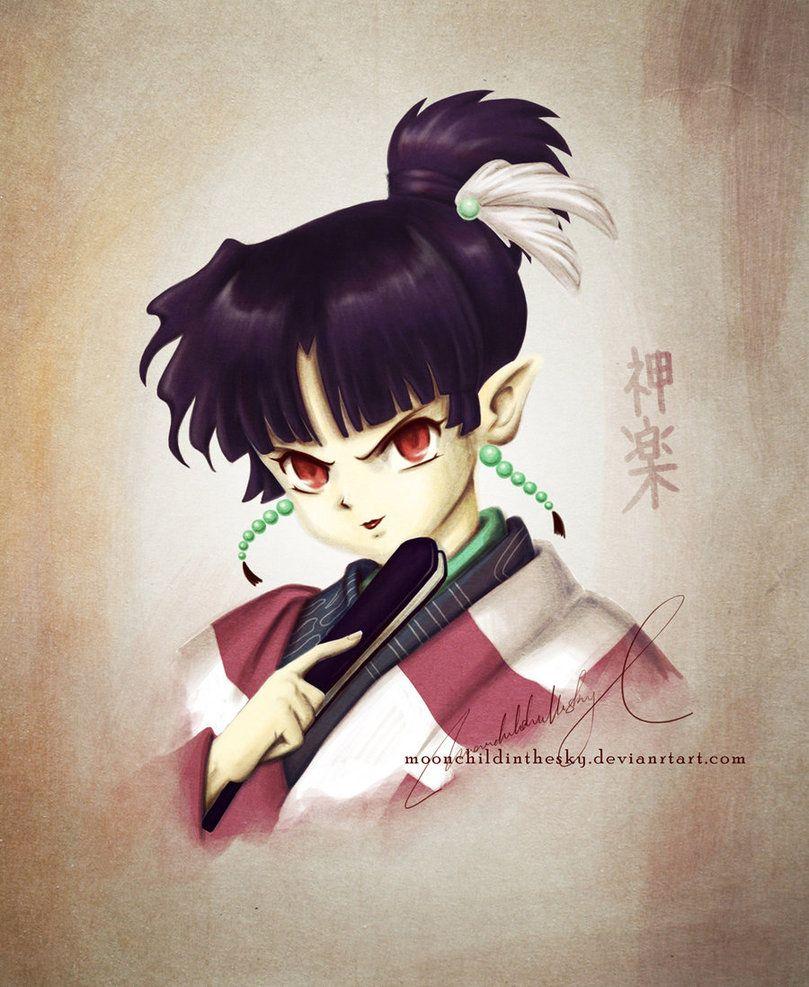 Kagura by MoonchildinTheSky on deviantART