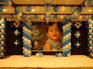 Best Birthday Party Decorations In Hyderabad Birthday Decorations First Birthday Decorations 1st Birthday Decorations