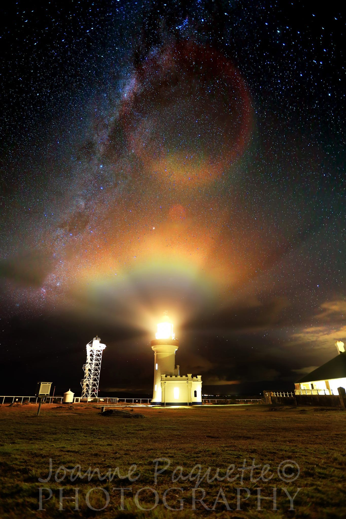 Point perpendicular lighthouse jervis bay photo by joanne point perpendicular lighthouse jervis bay photo by joanne paquette photography the night sky junglespirit Image collections