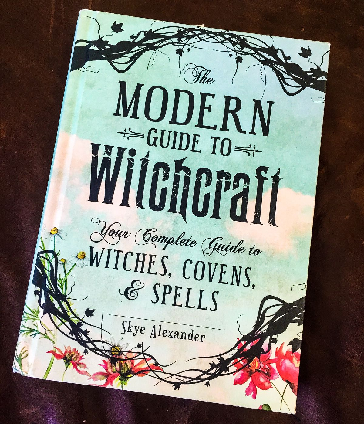 I highly recommend The Modern Guide To Witchcraft by Skye Alexander ...