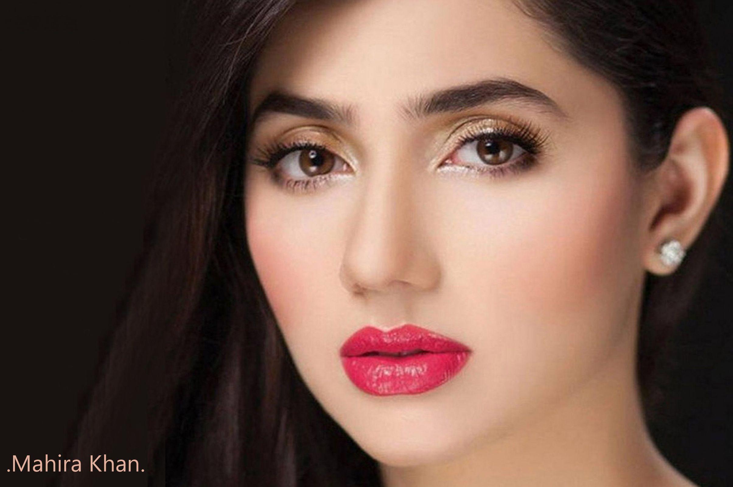 Mahira Khan Close Up Photo - Indian Celebrity Wallpaper - HD
