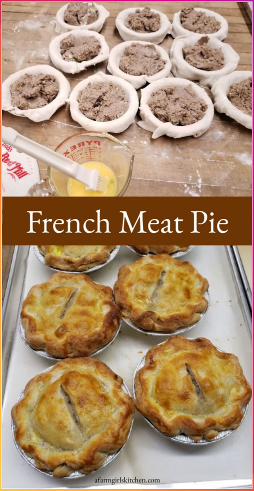French Meat Pie Asian Meat Recipes Baked Meat Recipes Bbq Meat Recipes Cheap Asian Asian Meat Meat Pie Recipe French Meat Pie Canadian Meat Pie Recipe