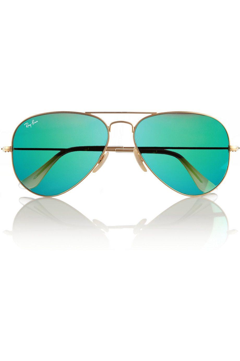 b2bb82cf0f Ray-Ban | Aviator metal sunglasses | NET-A-PORTER.COM | L'estil ...