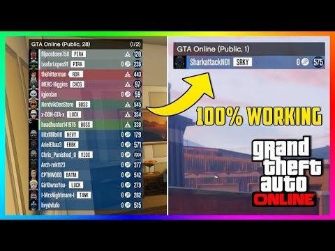 How To Make Money In A Solo Session Gta 5