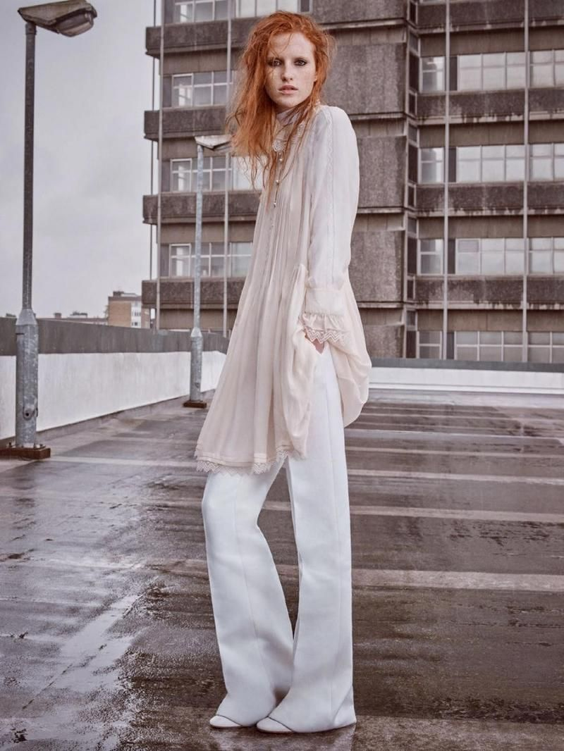 Magdalena (Vogue Turkey) Michelangelo di Battista - Photographer Konca Aykan - Fashion Editor/Stylist