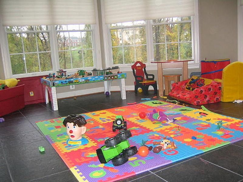 Decorative Area Rug For Kids In Different Colours