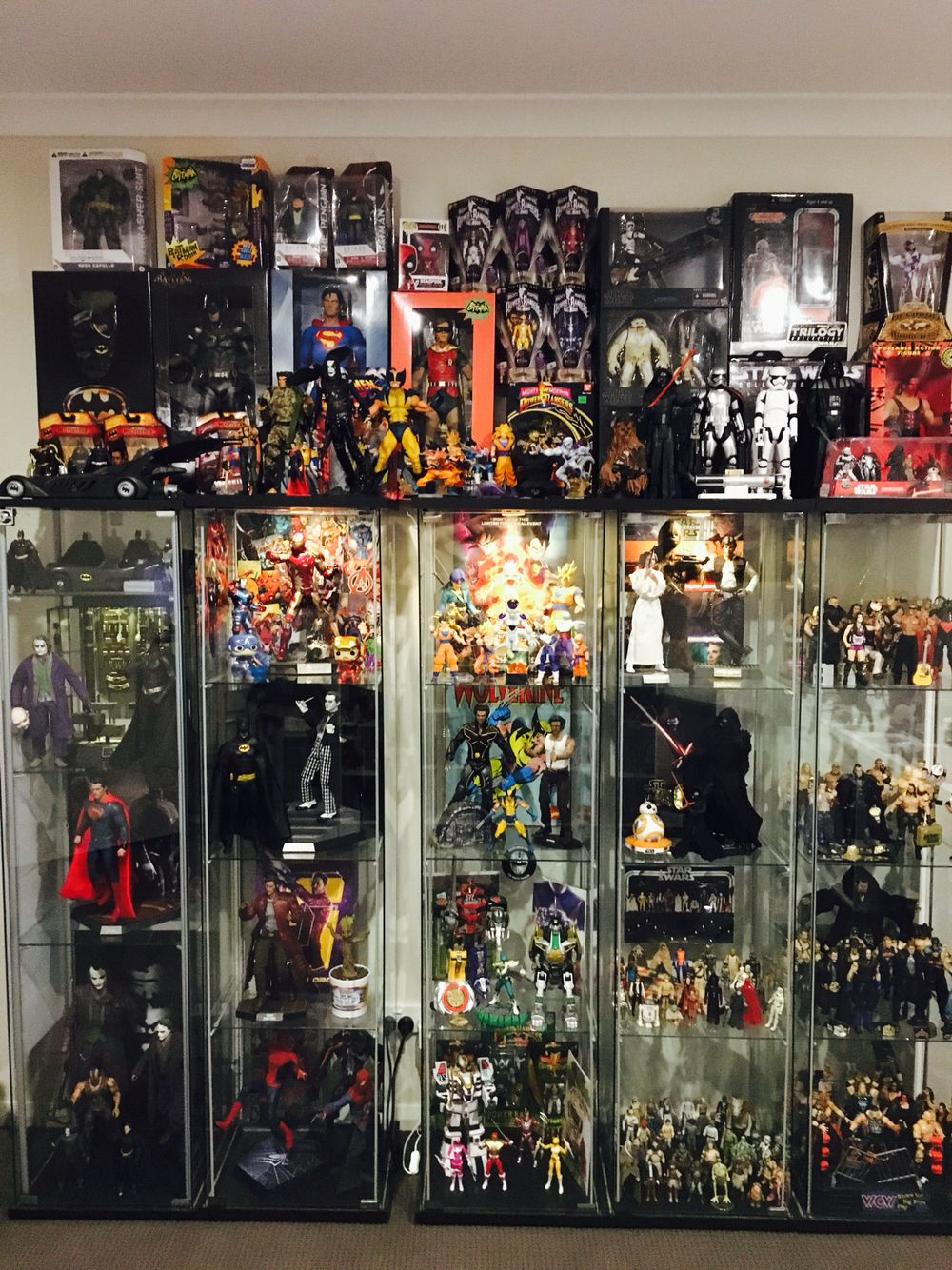 My personal Collection update May 2016 | Action Figure ...