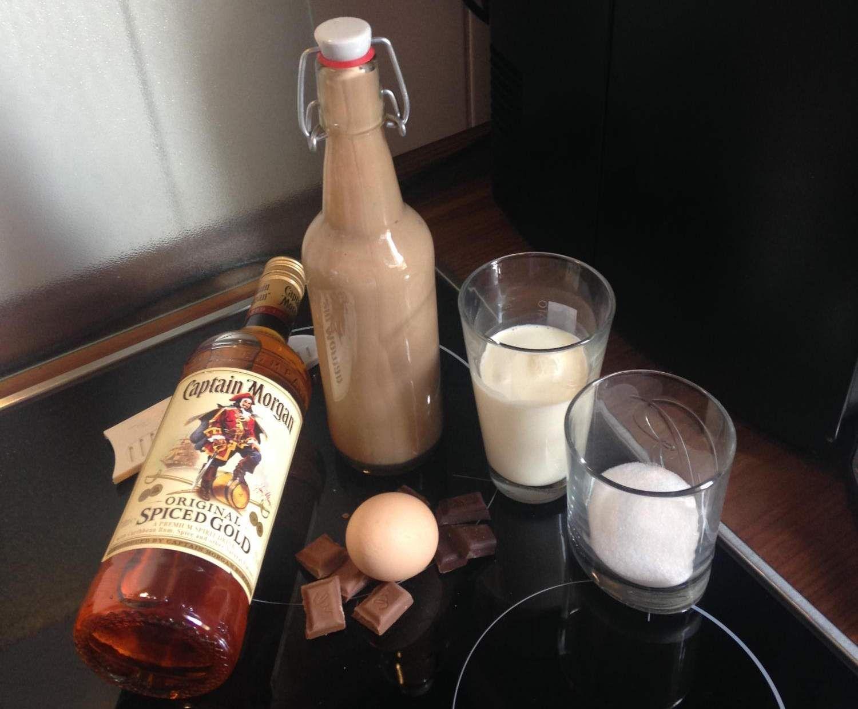 Lattes-rum-sahne   Recipe   Thermomix - Getränke, Liköre ...