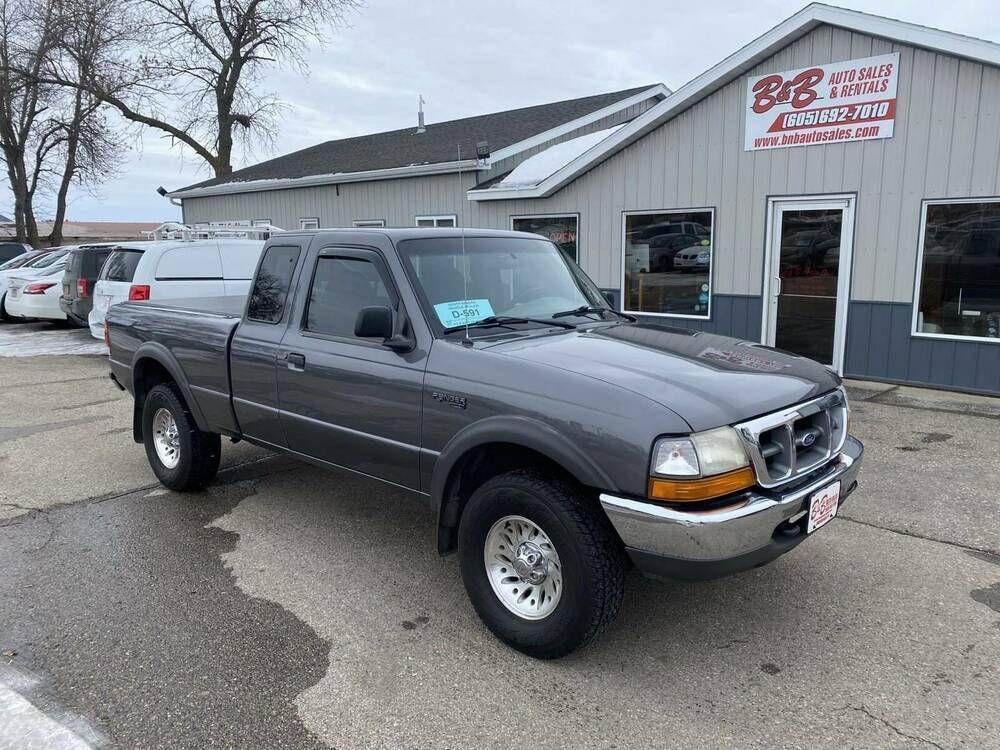 1999 Ford Ranger Xlt 4x4 In 2020 Ford Ranger Ford Ranger Truck Ranger Truck