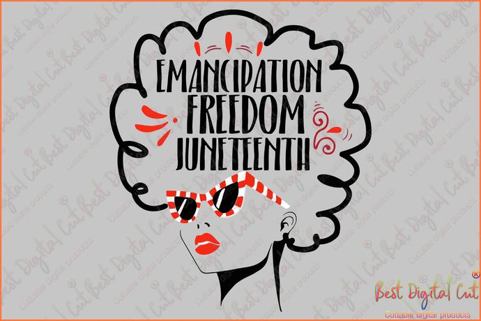 Emancipation freedom svg,freedom day svg