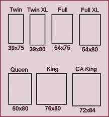 Bed Sizes Chart Google Search Bed Measurements Diy Bed Frame
