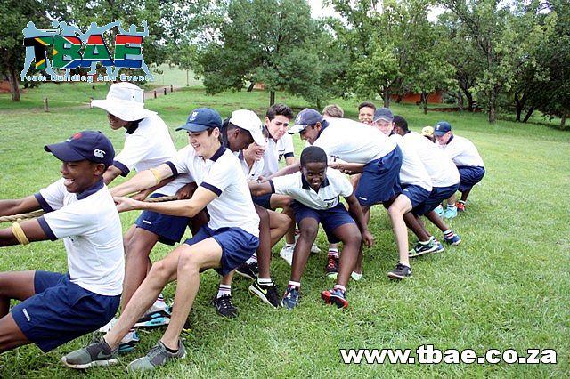 Cornwall Hill College Team Building Pretoria Tbae Teambuilding