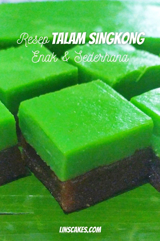 Resep Talam Singkong Enak Dan Sederhana Resep Sederhana Kue