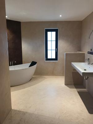 11 Badezimmer spachteltechnik