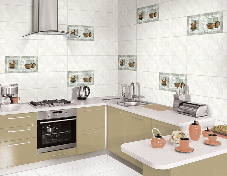 Kajariacermices Offers The Best Kitchen Wall Tiles Design In India Polished Vitrified Tiles Glazed Kitchen Tiles Design Kitchen Wall Tiles Design Tile Design