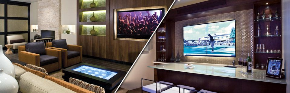 home automation systems featuring smart home technologies. savant