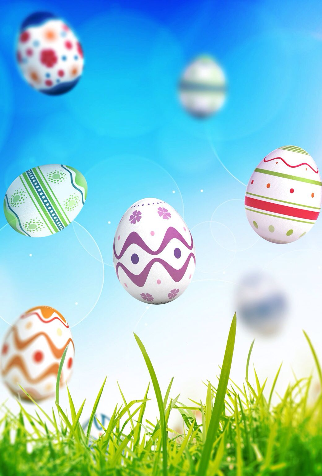 Cool background Iphone wallpaper easter