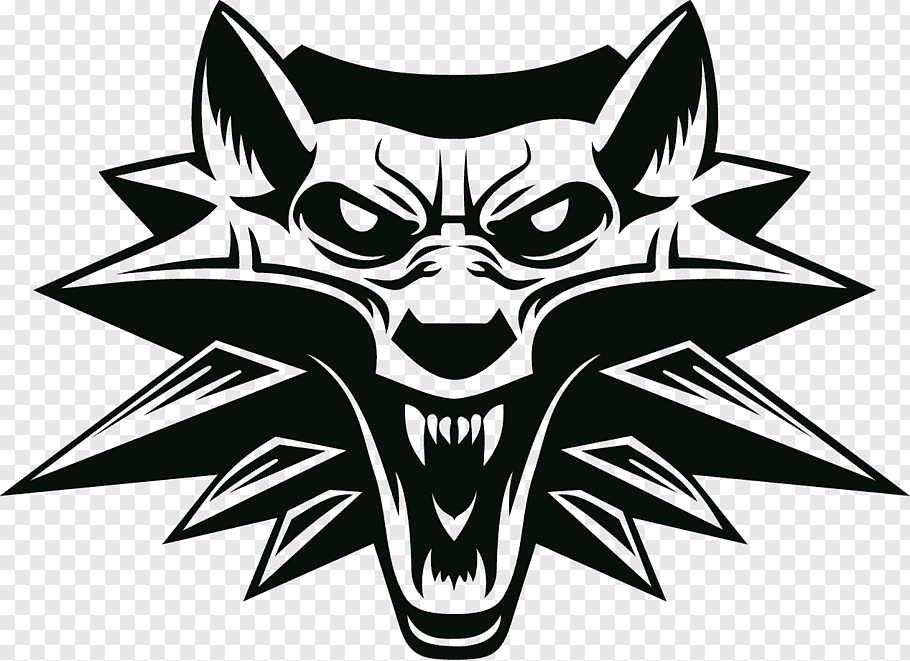 Witcher Wolf Pendant Illustration The Witcher 3 Wild Hunt Geralt Of Rivia Logo Video Game The Witcher Free Png Pngfuel In 2020 The Witcher Witcher Tattoo Drawings