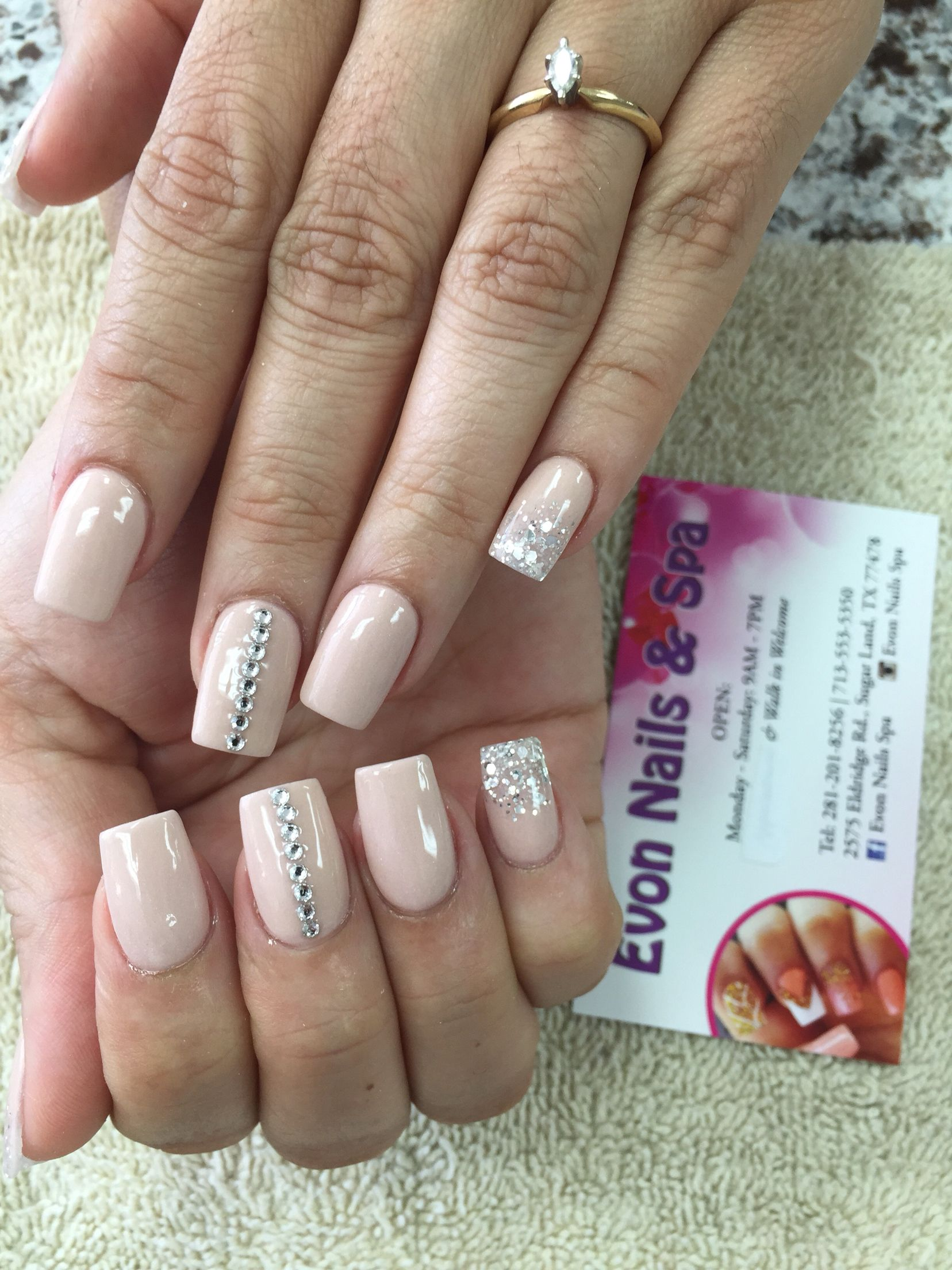 Exelent Evon Nails And Spa Ornament - Nail Art Design Ideas ...